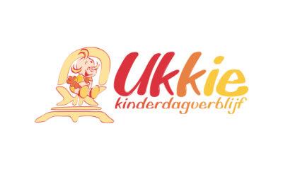 logo kinderdagverblijf ukkie
