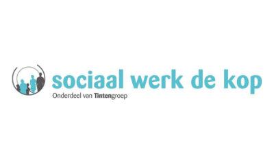 logo sociaal werk de kop