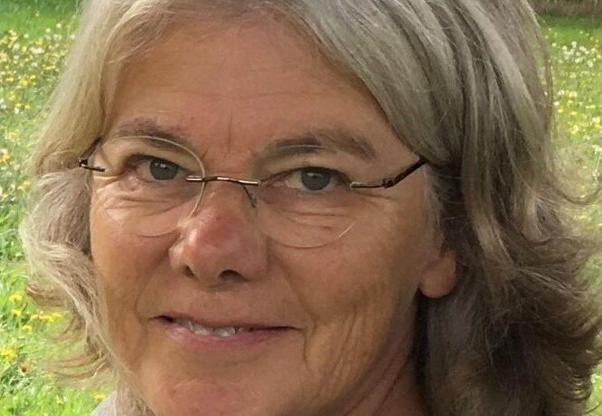 portret Bibi Schreuder